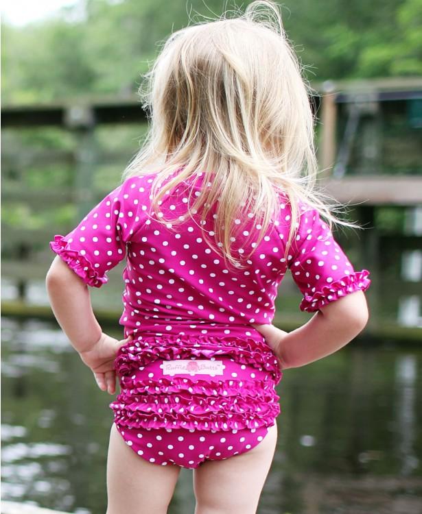 Little girl with big butt — 9